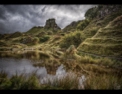 Fairy Glen; Uig, Isle of Skye